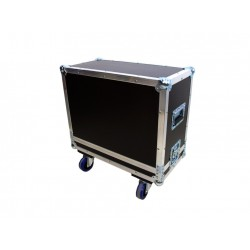 Flight cases para Pantalla Friedman Dirty Shirley 112 EXT