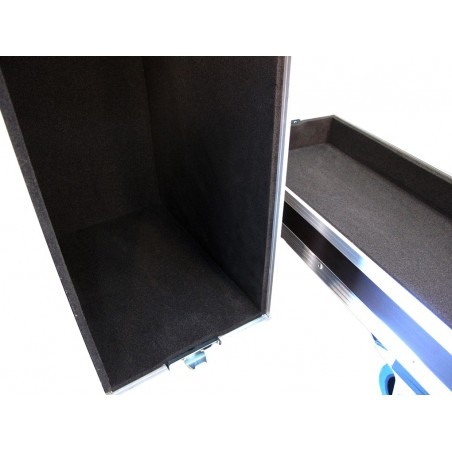 Flight cases para Pantalla Cornell 1x12 Cab Rear-Loaded