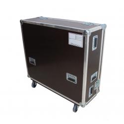 Flight Cases para Yamaha M7CL 48C Ruedas