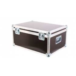 Flight cases para 6 Par LED 56 Short