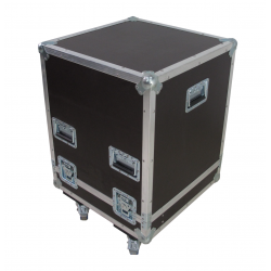 Flight Cases para 2 Das Road 12A L+R
