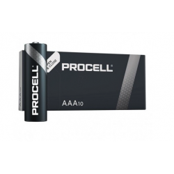 Pilas Duracell Procell AAA 10 Unidades