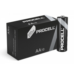 Pilas Duracell Procell AA 10 Unidades