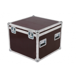 Flight cases para 4 LED PAR 64 Short