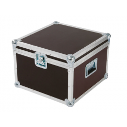 Flight cases para 4 LED PAR 56 Short