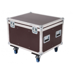 Flight cases para 6 Martin Rush PAR 2