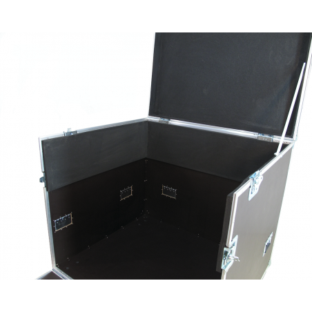 """Flight cases para Timbal Cromático 32"""""""
