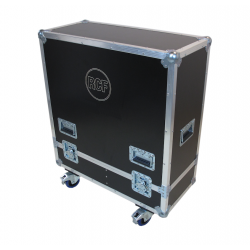 Flight Case para 2 RCF TTW 4-A