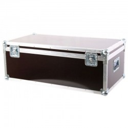 Flight cases para 8 PAR LED 56 Short