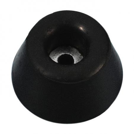 Taco de goma 30 x 15 mm