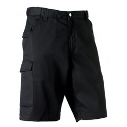 Workshort color negro