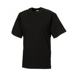 Worktshirt color negro