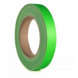 Cinta de marcaje escenario verde 19mm x 25m