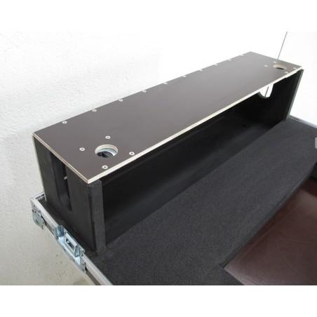 Flight Cases para Yamaha QL5 Ruedas