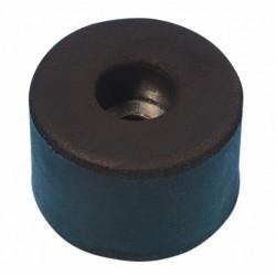 Taco de goma 38 x 25 mm