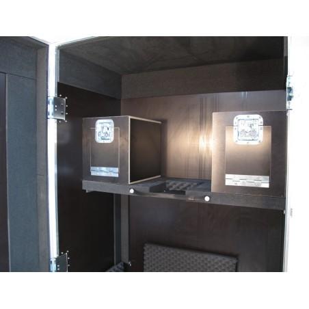 Flight cases para Contrabajo Acústico