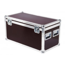 Flight cases tipo baul 80x40x40