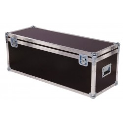 Flight cases tipo baúl 110x40x40